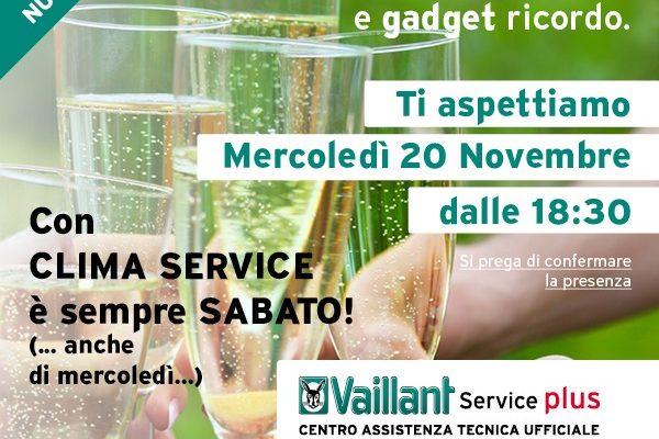 Vaillant Salerno inaugurazione nuova sede